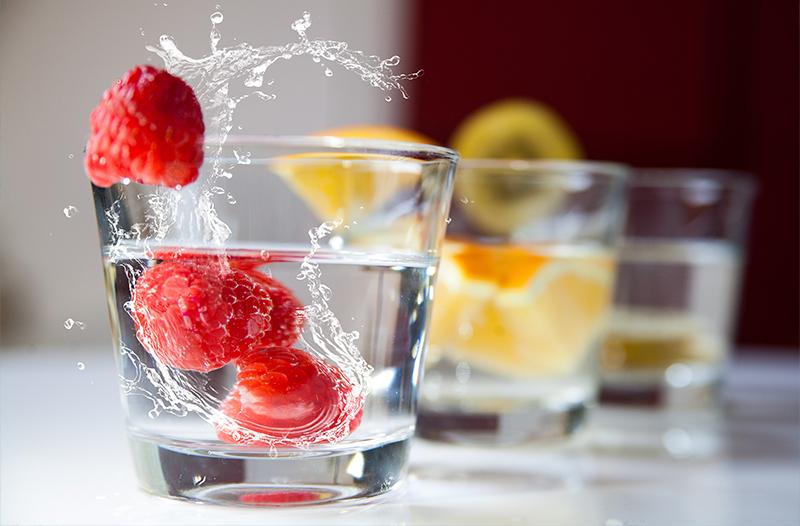 Dekanter zur Herstellung von Getränken und Instantprodukten